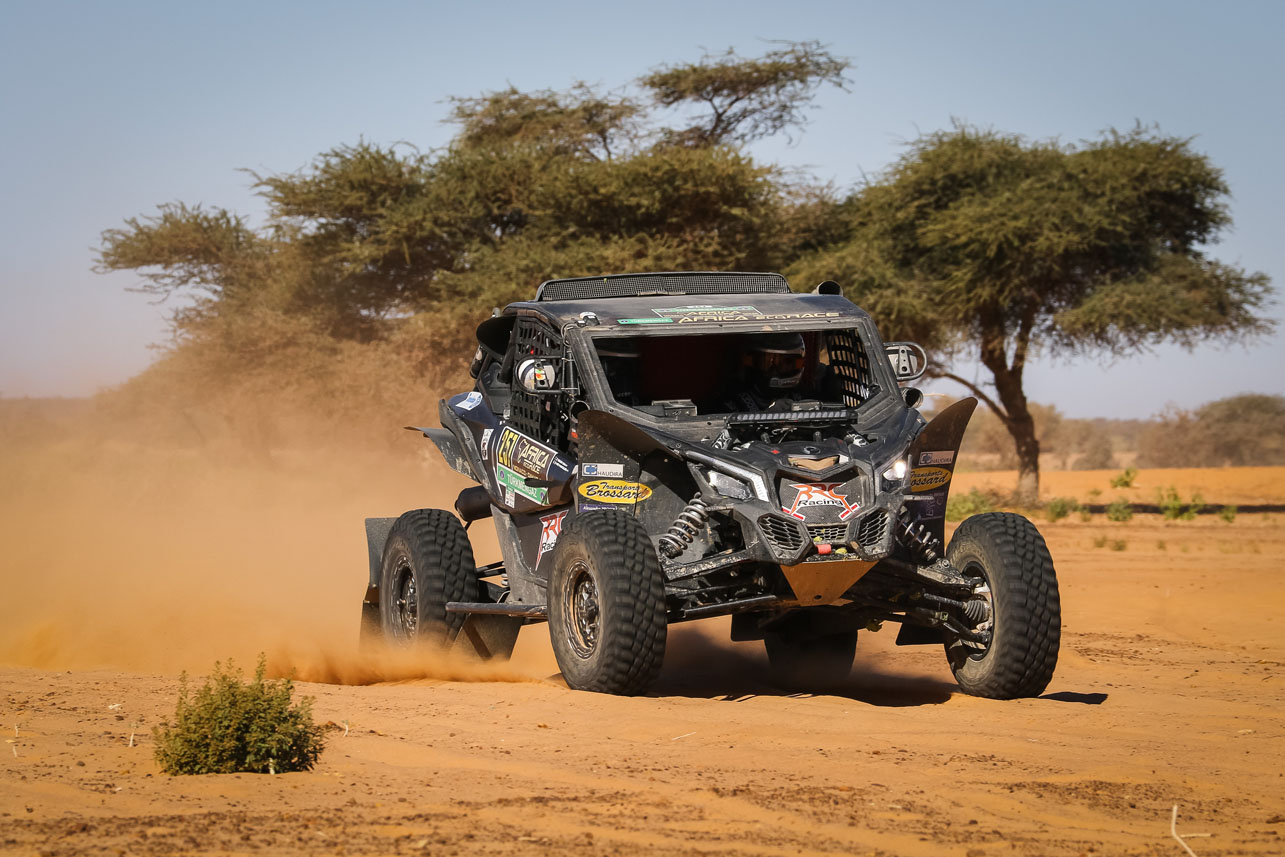can-am x3 RRC Africa Race Dakar